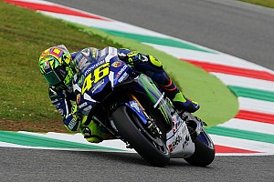 MotoGP Qualifying report Rossi powers to phenomenal pole in Mugello