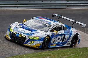 Endurance Qualifying report  Audi well prepared for Nürburgring 24 Hours