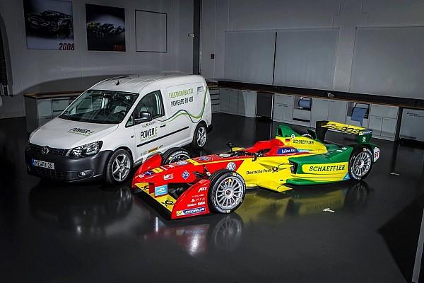 ABT, nuova livrea e la Volkswagen fra i partner
