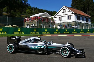 Formula 1 Breaking news Mercedes could face upgrade dilemma for Rosberg