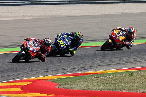 MotoGP Ultime notizie I rivali di sempre applaudono il grande ritorno di Valentino Rossi