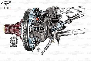 Формула 1 Аналитика Технический анализ: в Ferrari придумали регулируемую подвеску