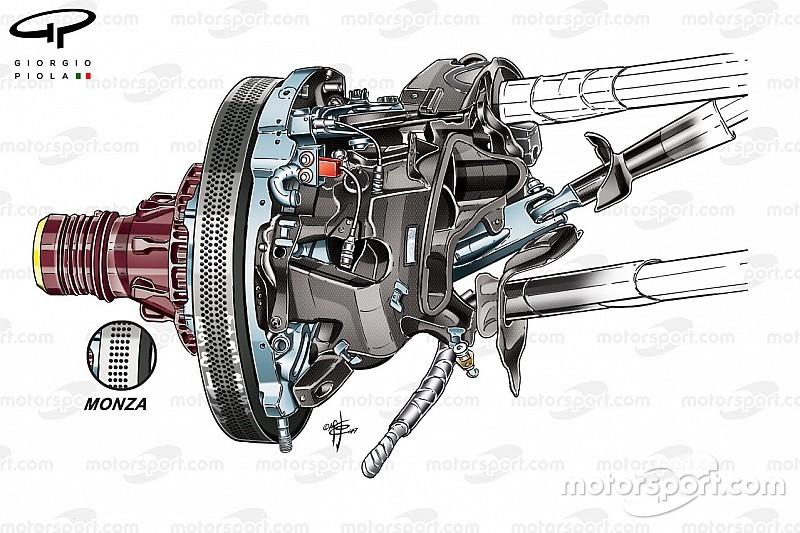 Clamoroso: la FIA vieta la sospensione con il bracket della Ferrari?