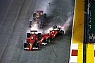 Räikkönen kiakadása és a többiek
