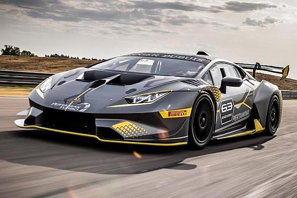 Lamborghini Super Trofeo Video test Lamborghini: provata a Imola la Huracan Super Trofeo EVO!