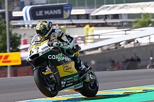 Moto2 Reporte de calificación Moto2: Luthi logra la pole en una sesión marcada por las caídas
