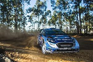 WRC Son dakika Portekiz WRC: Zafer favorileri sorun yaşadı, Tanak lider