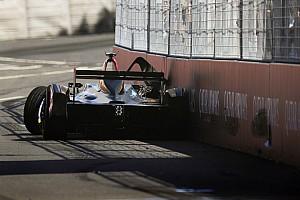 Formula E Breaking news Vergne says Paris crash cost him shot at beating Buemi
