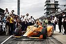 McLaren no desmiente los rumores de IndyCar