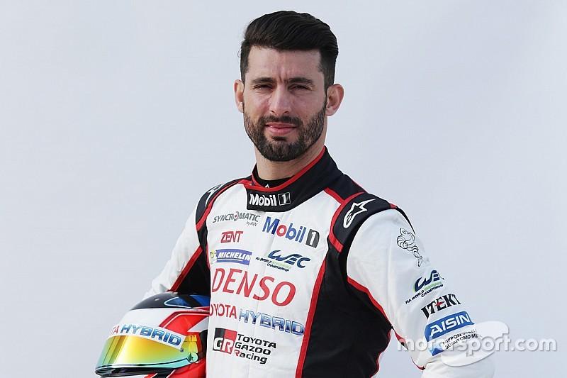 """""""Pechito"""" López: """"Ser piloto de LMP1 se siente increíble"""""""