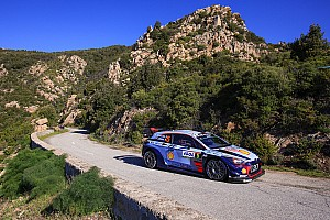 WRC Etappeverslag WRC Corsica: Neuville bouwt voorsprong op na problemen Meeke en Ogier