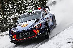 WRC Preview Hyundai Motorsport sets sights high for Rally Mexico