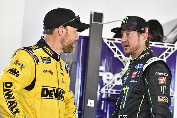 NASCAR Mailbag - Silly Season update and the next step for Cup cars