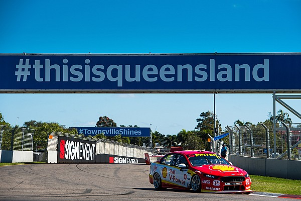 Townsville Supercars: McLaughlin flies to ninth season pole