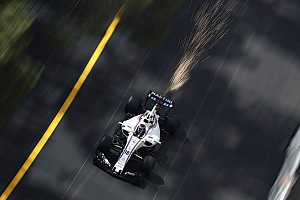 F1 Top List La temporada 2017 de Williams en 50 fotos