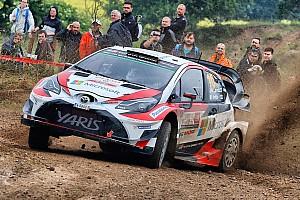 WRC Отчет о секции Латвала перехватил лидерство в Польше