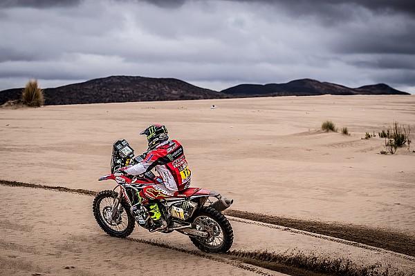 Dakar 2017, Stage 11: Goncalves fastest, Sunderland closes on win