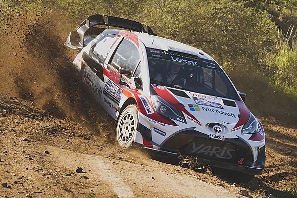 WRC レグ・レポート 【WRC】アルゼンチン3日目:エバンス首位、ラトバラはトップ5圏内へ