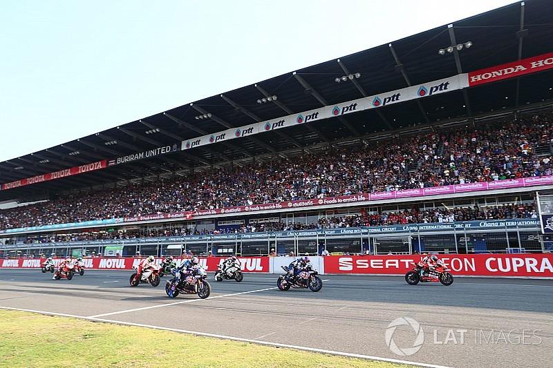 Tayland, 2018 MotoGP kış testlerine ev sahipliği yapacak