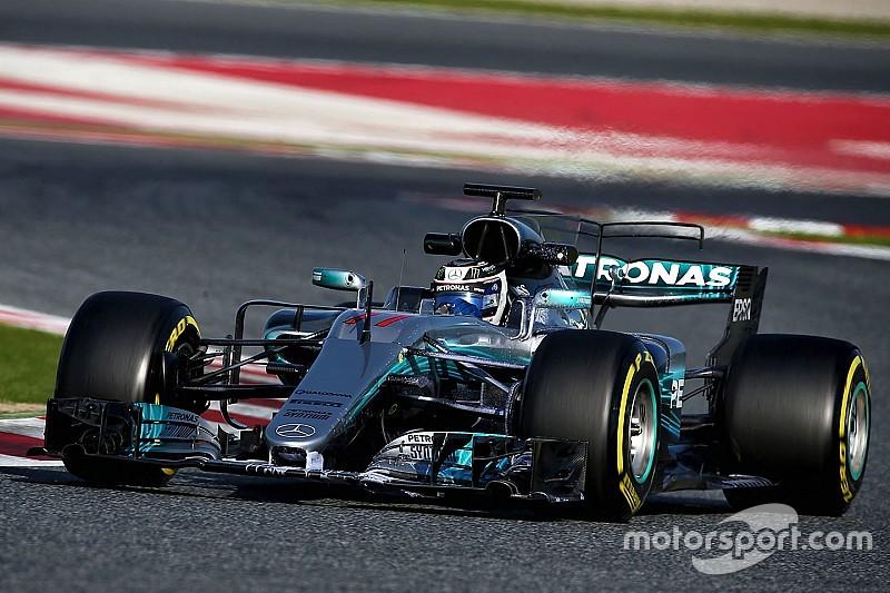 "Bottas: ""Mercedes necesita trabajar duro"""