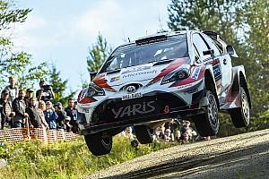 WRC Etappeverslag WRC Finland: Lappi scoort eerste overwinning
