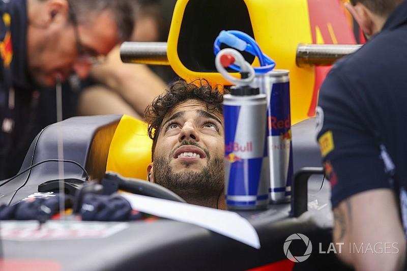 Ricciardo satisfecho con las evoluciones de Red Bull en Hungría