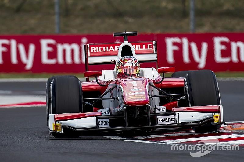 Macaristan F2: Leclerc üst üste pole rekorunu kırdı