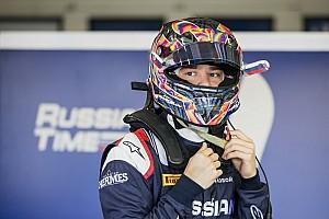 FIA F2 Race report Sprint Race F2 Jerez: Markelov curi kemenangan, Gelael P16