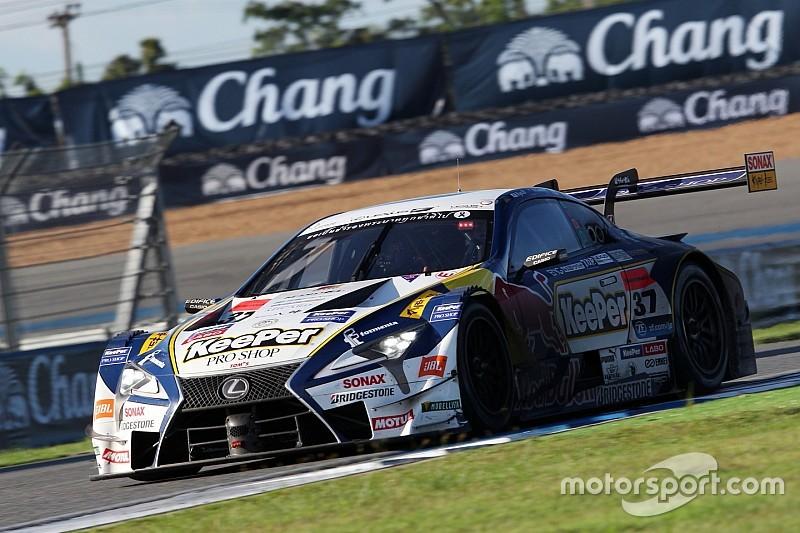 DTM final yarışında Super GT pist testi yapılacak