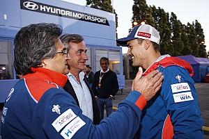 """WRC Entrevista Hyundai: """"Sordo tiene que pelear por la victoria en los rallies de asfalto"""""""