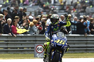 MotoGP Breaking news Rossi: 10th Assen win means title race