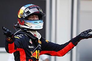 Azerbaijan GP: Ricciardo beats Bottas and Stroll in chaotic race