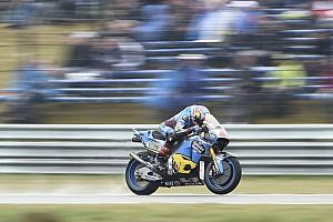 MotoGP Practice report Assen MotoGP: Miller leads Marquez in rain-affected warm-up