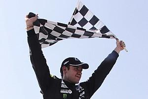 NASCAR Mexico Reporte de la carrera Rovelo gana fecha inaugural de NASCAR México