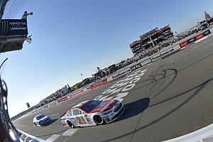 NASCAR Cup Interview Eddie Wood on Blaney's Pocono win: