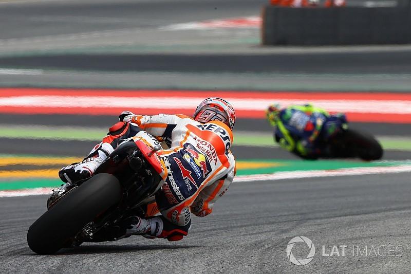 Újraaszfaltozzák a katalán F1-pályát a MotoGP kérésére