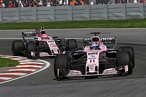F1 Noticias de última hora Force India seguirá sin órdenes de equipo a pesar de la polémica de Canadá