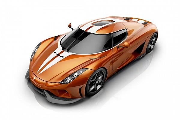 Auto Actualités Koenigsegg dévoile une Regera Sweet Mandarine
