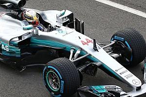 Frissített képgaléria Hamilton és Bottas 2017-es Mercedeséről