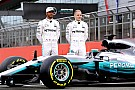 Formule 1 Hamilton et Bottas vont se partager les journées d'essais