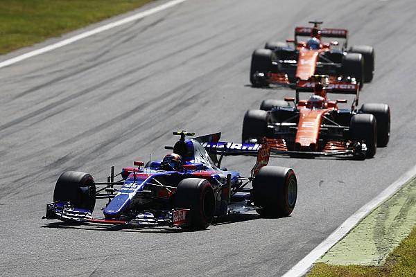 F1 速報ニュース ビルヌーブ、ホンダと契約のトロロッソに疑問「代償を払うだろう」