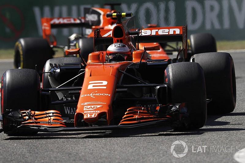 A McLaren megint lebőgött