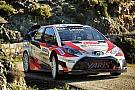 Toyota: le Yaris avranno novità aerodinamiche per il Rally di Germania