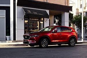 Automotive Nieuws Ontwerp nieuwe Mazda CX-5 is krachtiger dan ooit