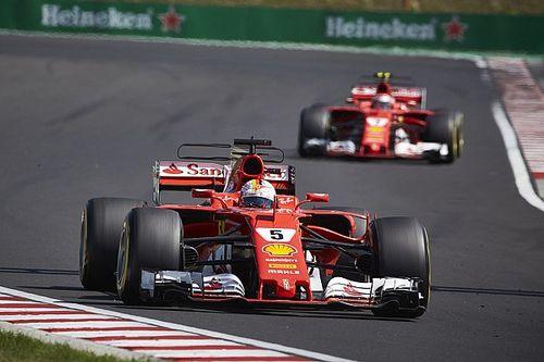 "Sebastian Vettel: ""Gutes Zeichen"", dass F1-Konkurrenz Ferrari kopiert"