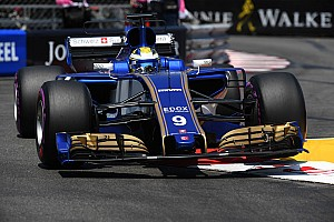 Ericsson justifie son accident sous Safety Car