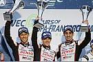 WEC Championnat - Les classements après les 6 Heures de Spa