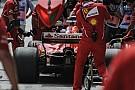 Nouveau moteur pour Vettel avant le GP de Malaisie