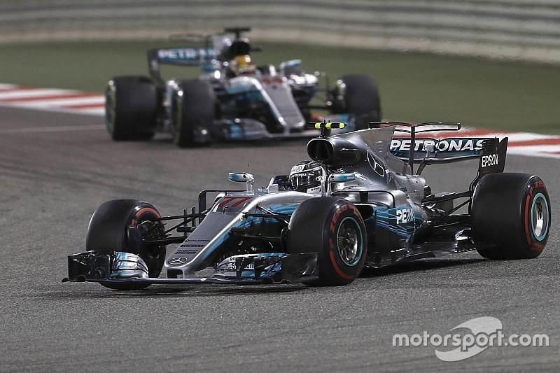 Hamilton dan Bottas bersikeras menentang team order