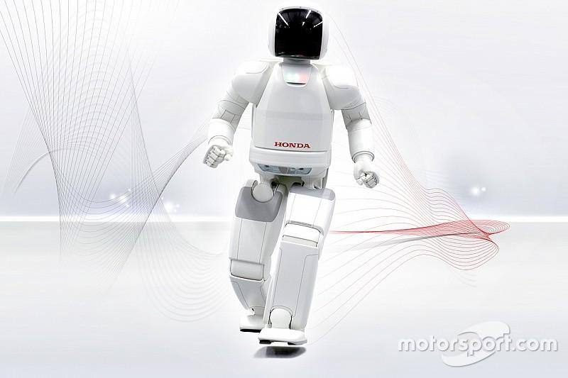 Un robot de Honda dará la señal de encender motores en la próxima prueba de Indycar